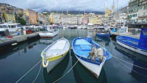 bastia old harbor